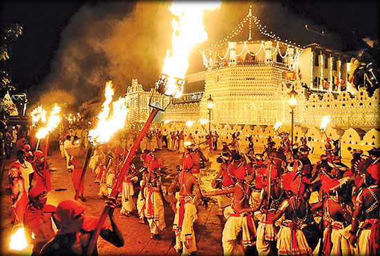 The Oldest and Grandest of all Buddhist Festivals in Sri Lanka